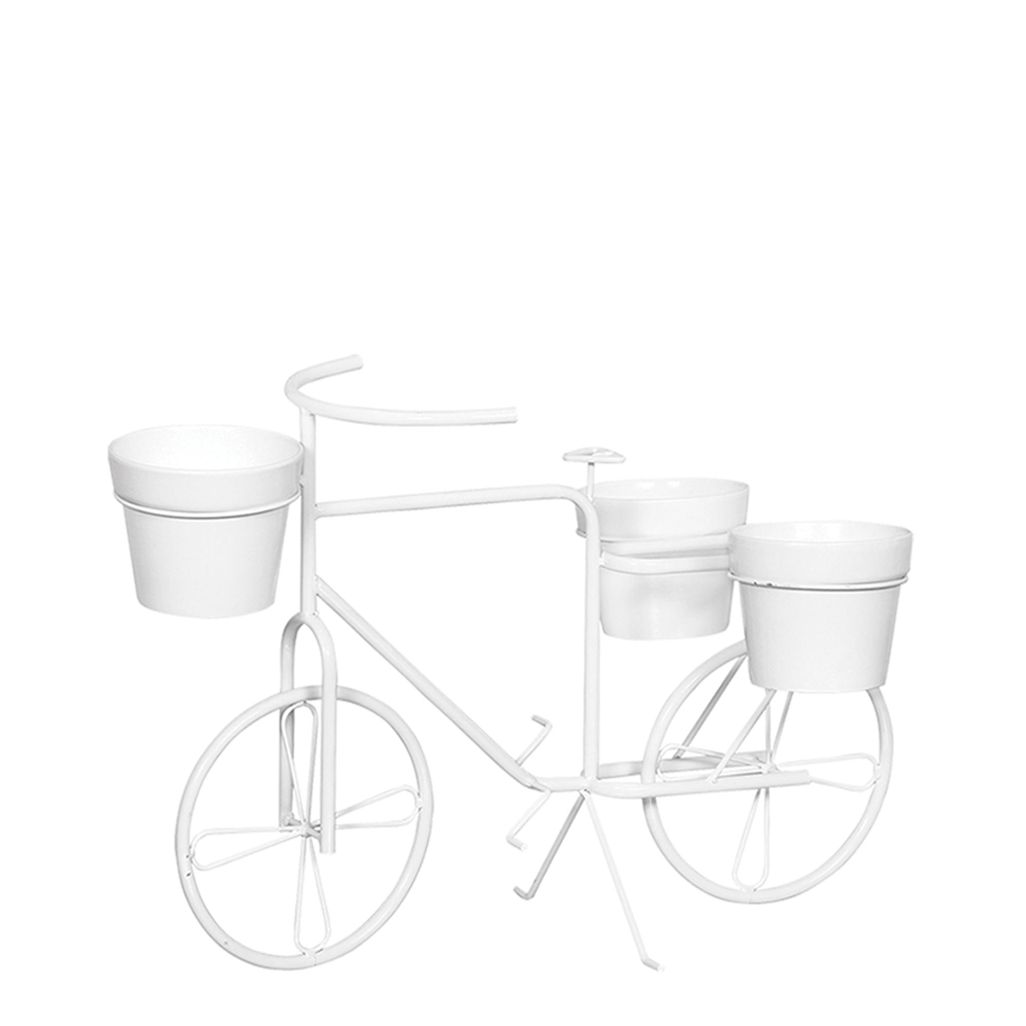 Bicicleta Pedal c/ 3 Vasos