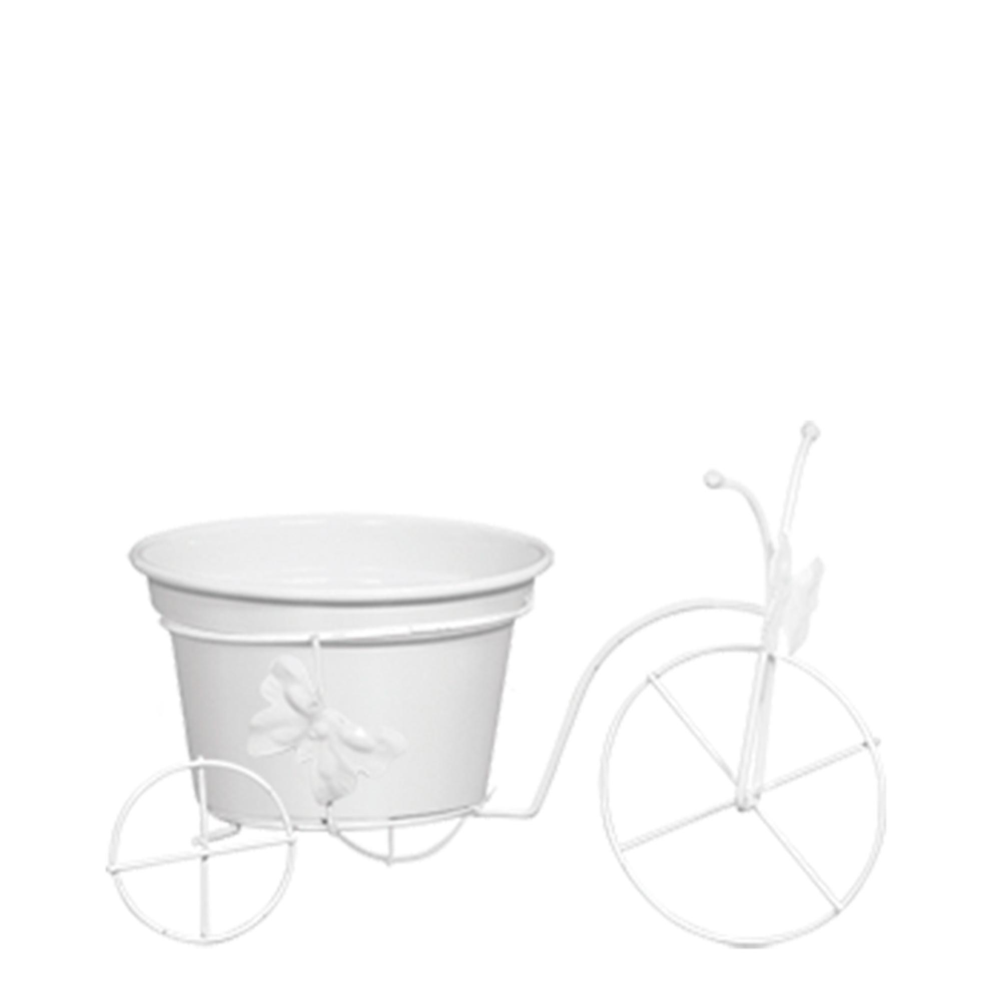 Bicicleta c/ Borboleta Vaso 11