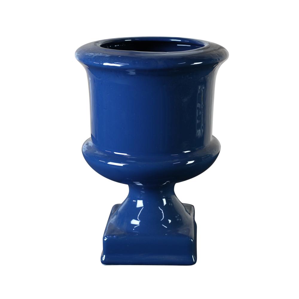 Taça Cálice Pé Quadrado Grande