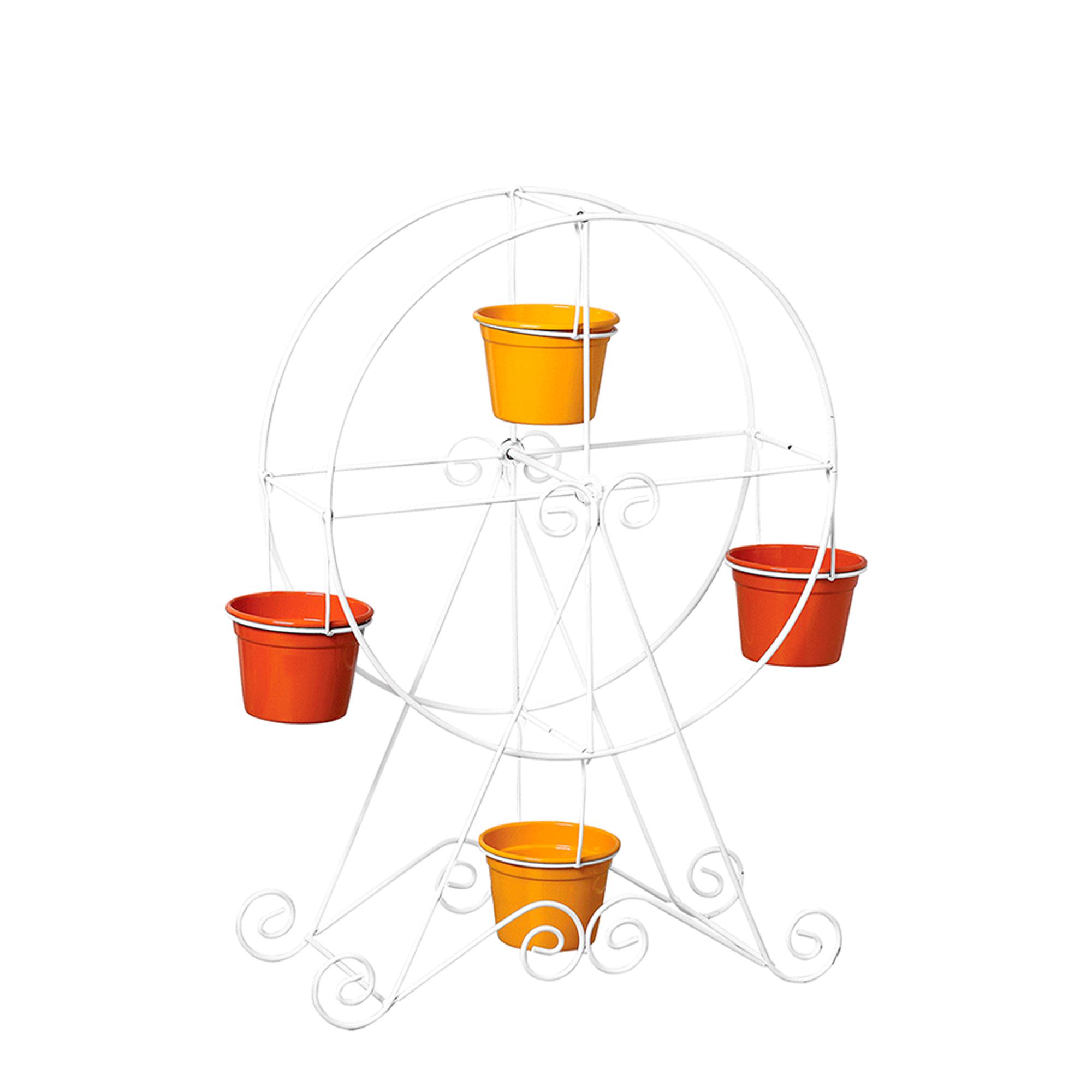 Roda Gigante Pequena c/ 4 Vasos