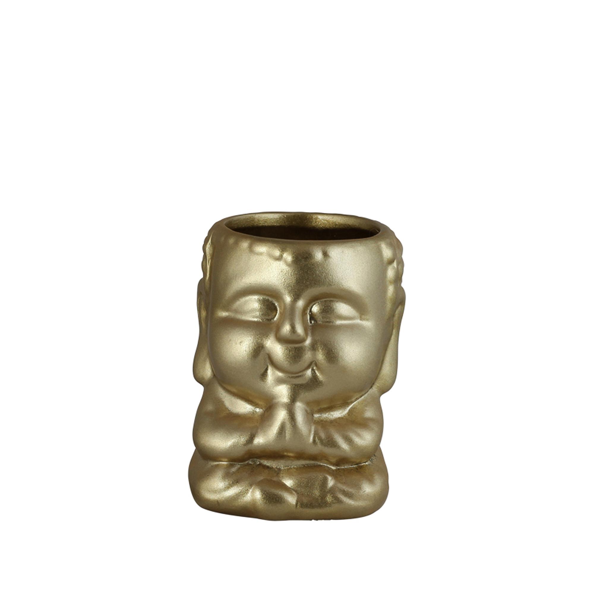 Cachepo Buda Sentado