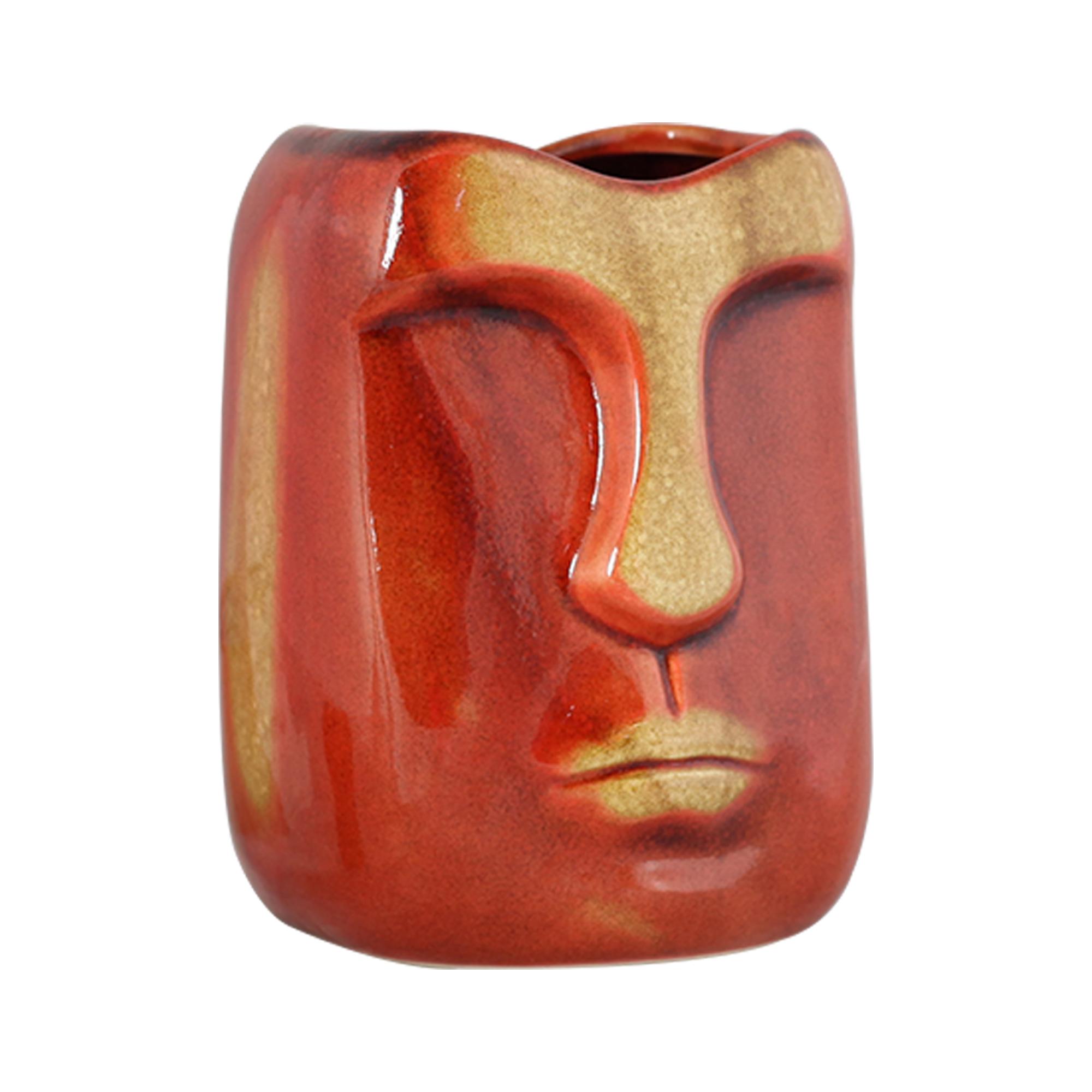 Mascara Parede Cerâmica Grande