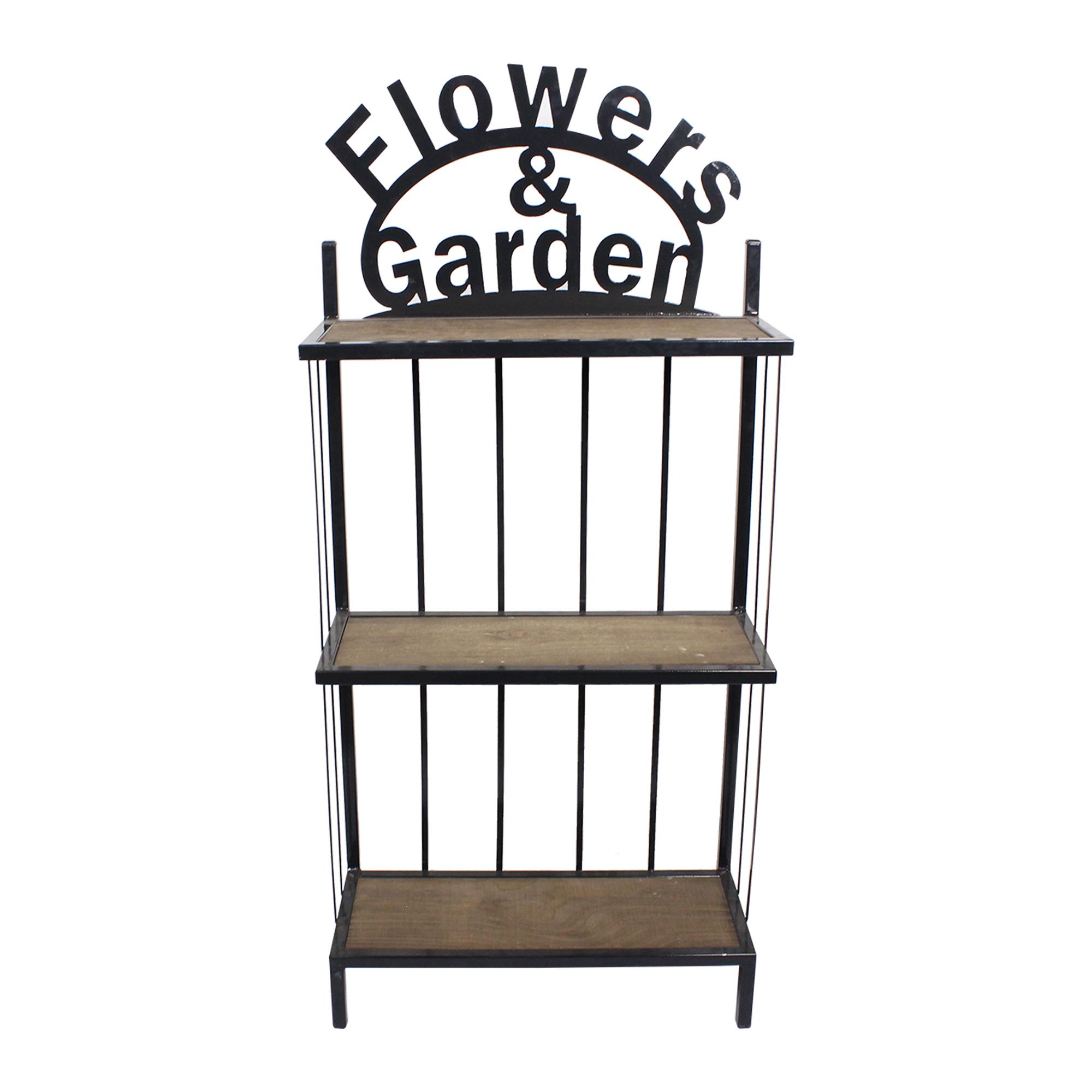 Prateleira Flowers & Garden