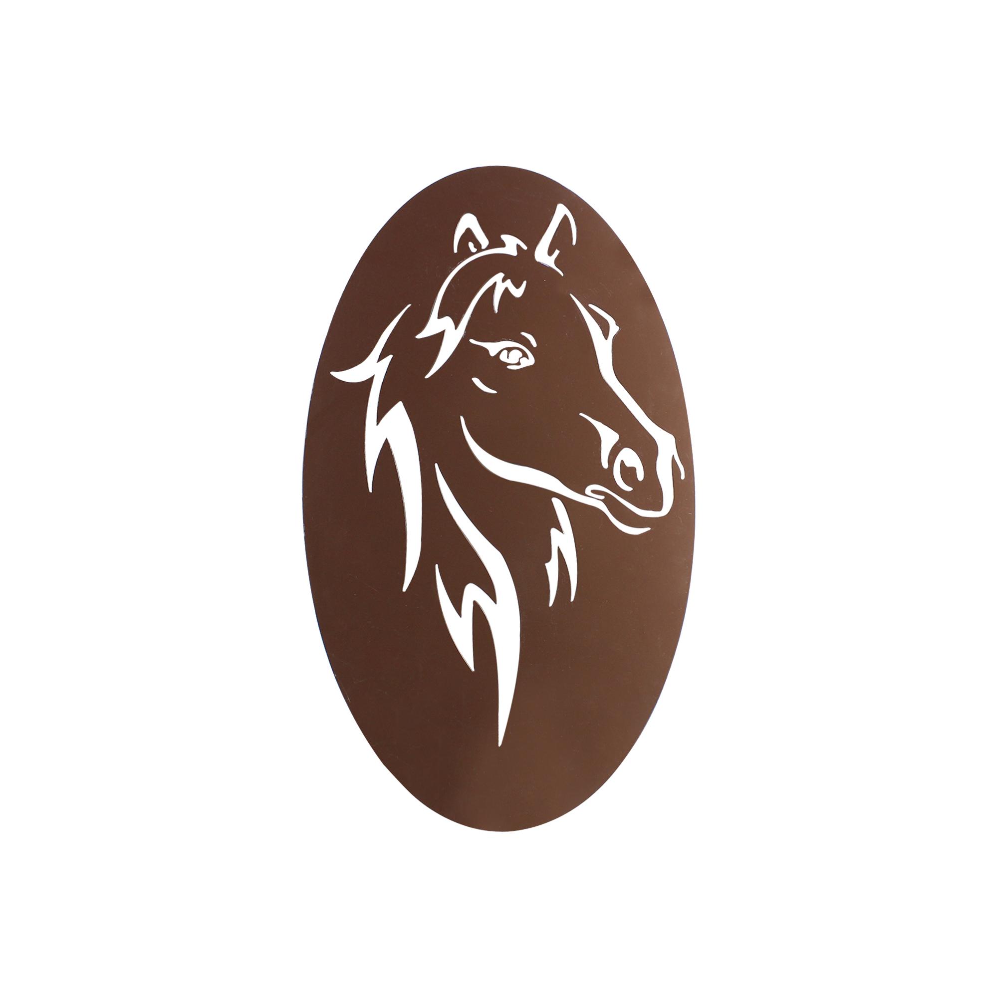 Placa Cavalo Pequeno