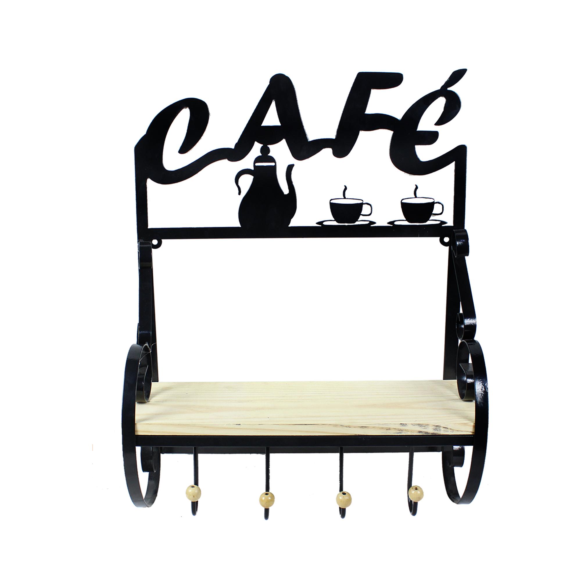 Prateleira Chapa Café