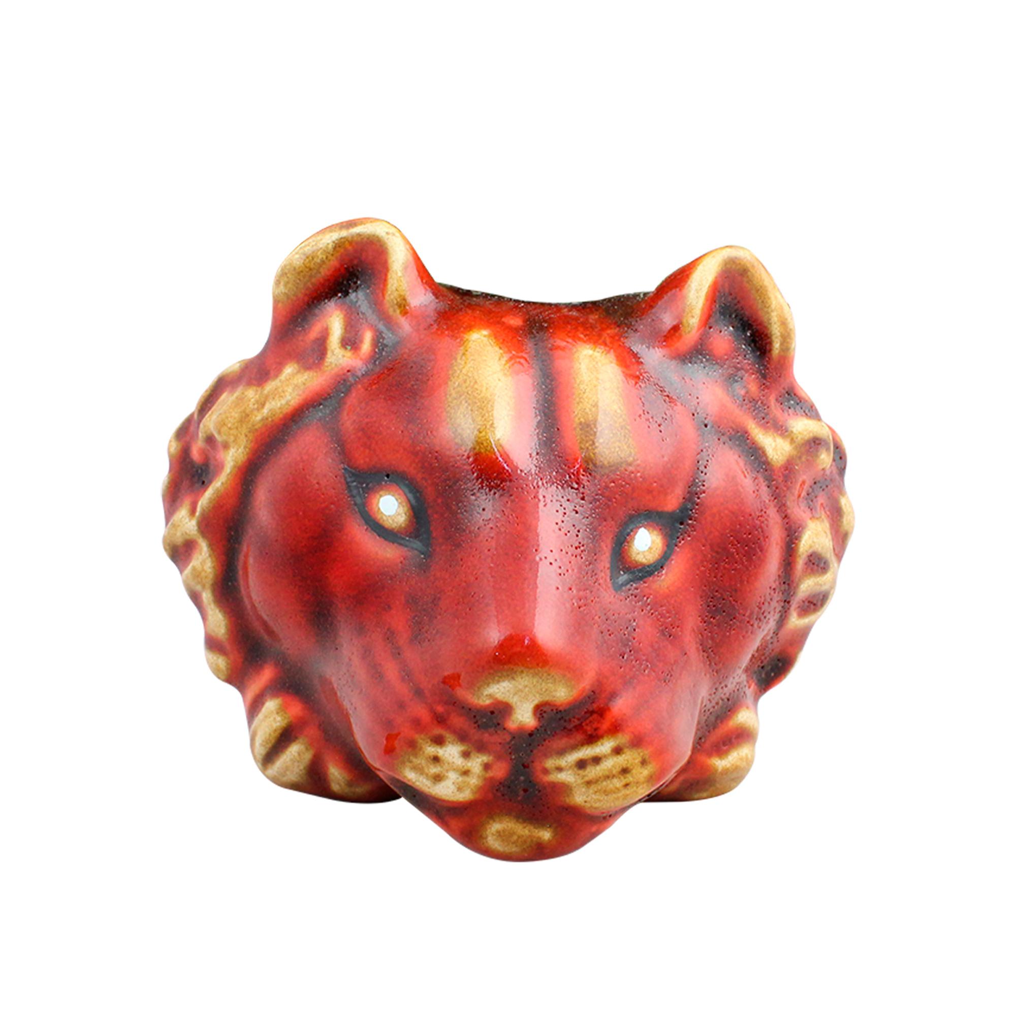 Vaso de Parede Tigre