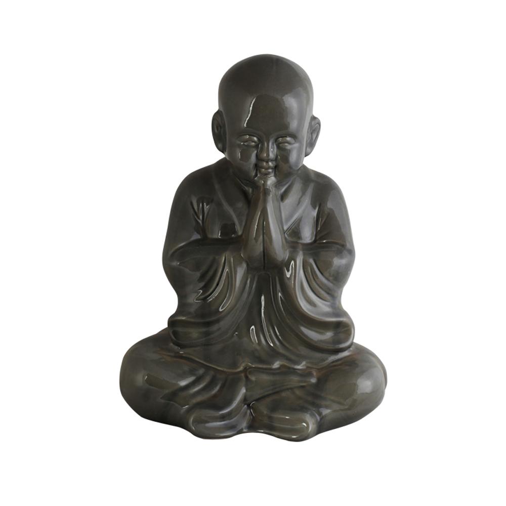 Buda Sentado Mão Fechada