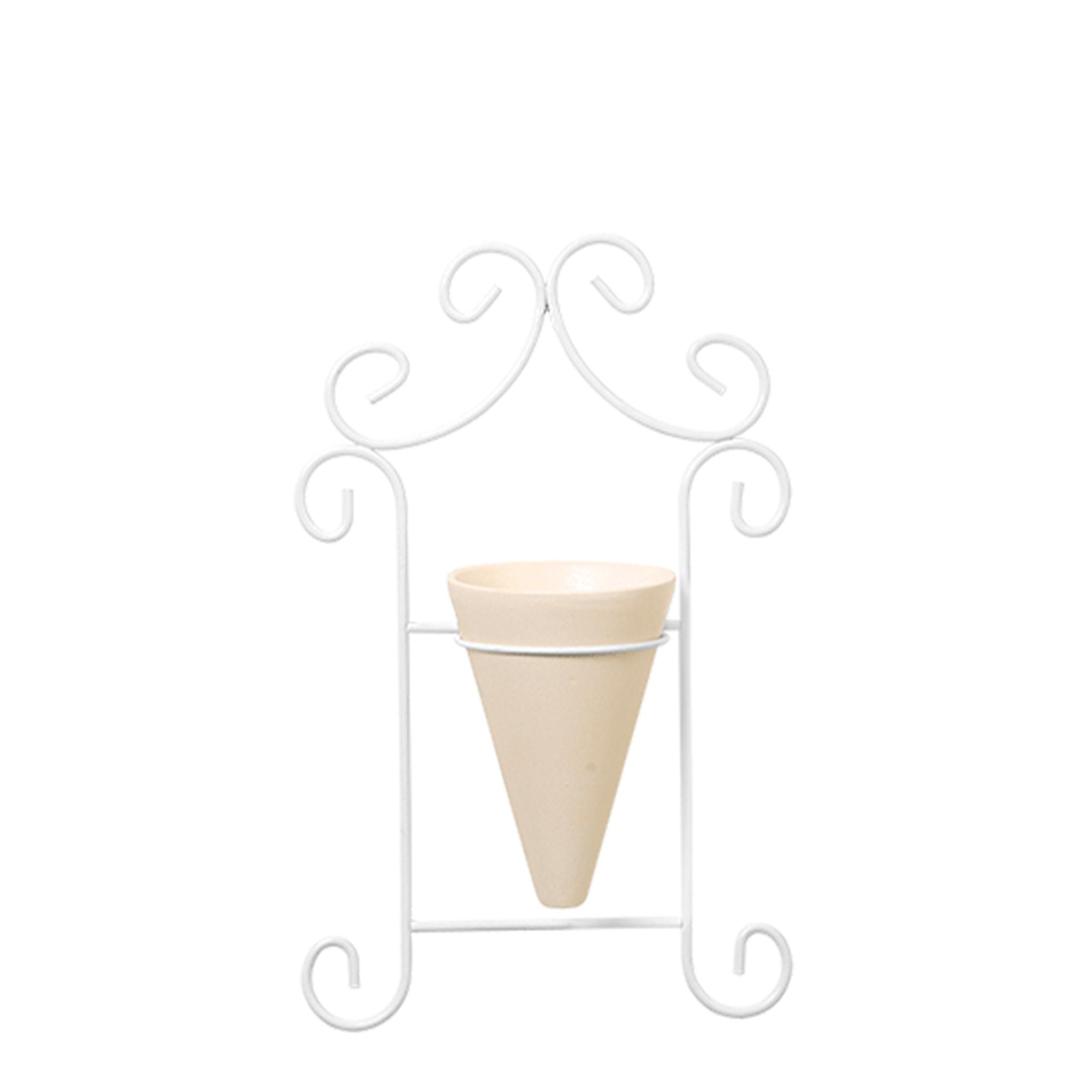 Tira Ornato c/ 1 Vaso Cone