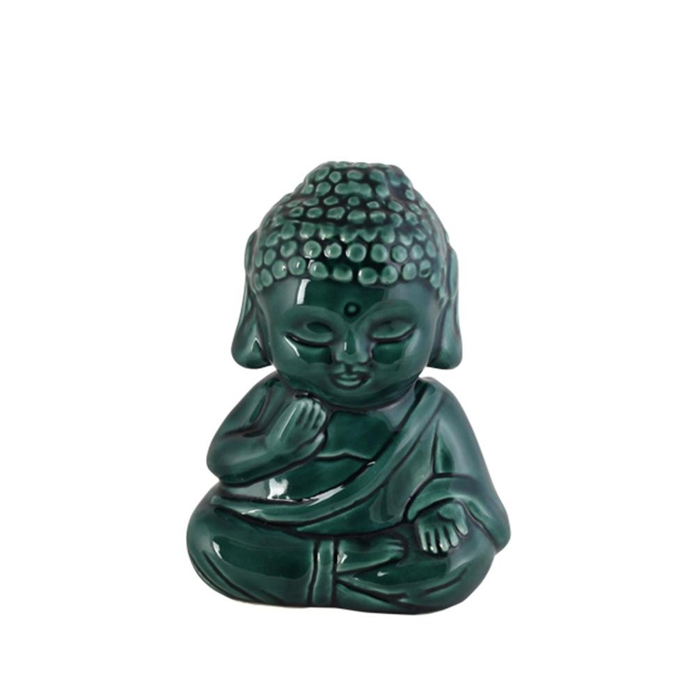 Buda Nirvana Mão Erguida