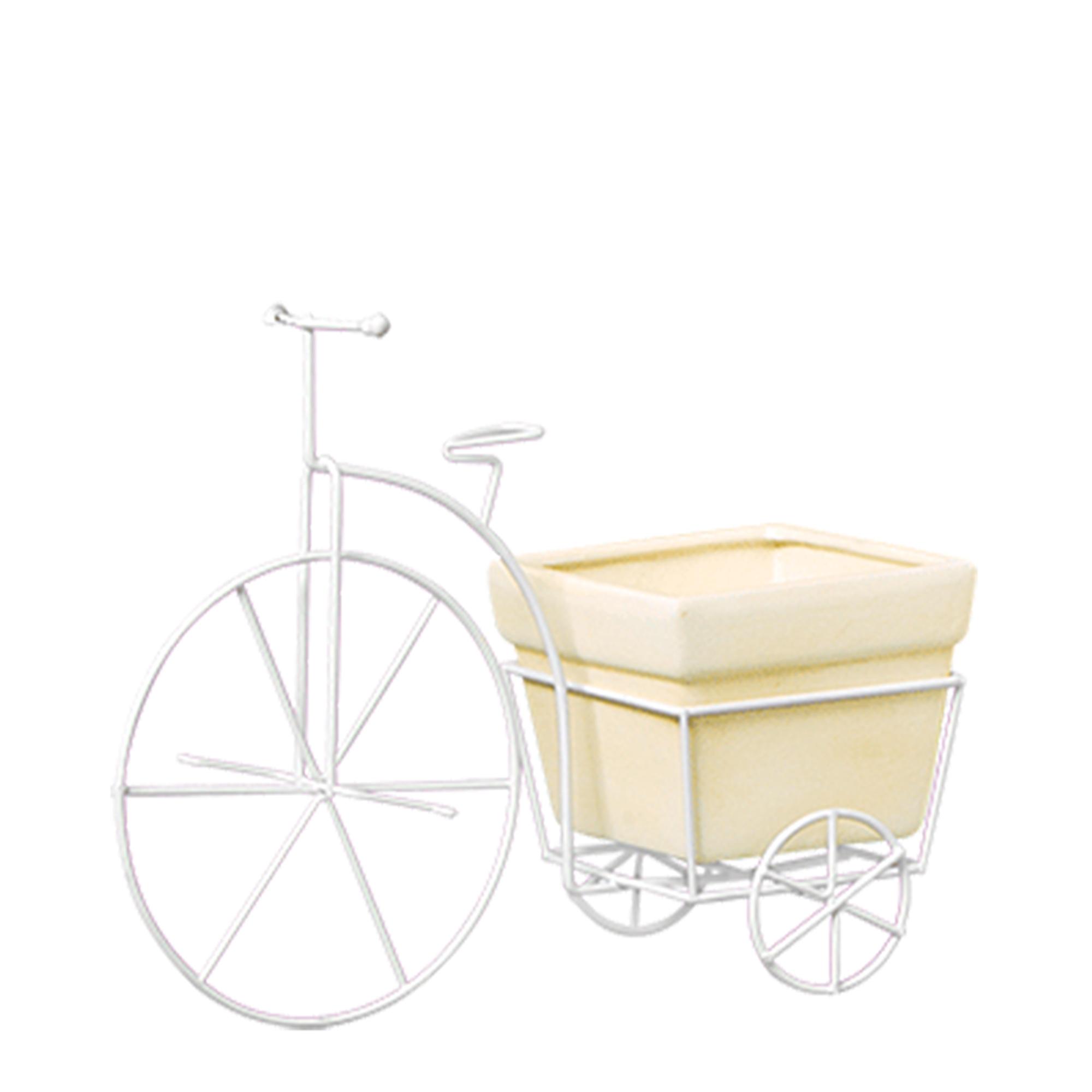 Bicicleta Mesa Vaso Quadrado