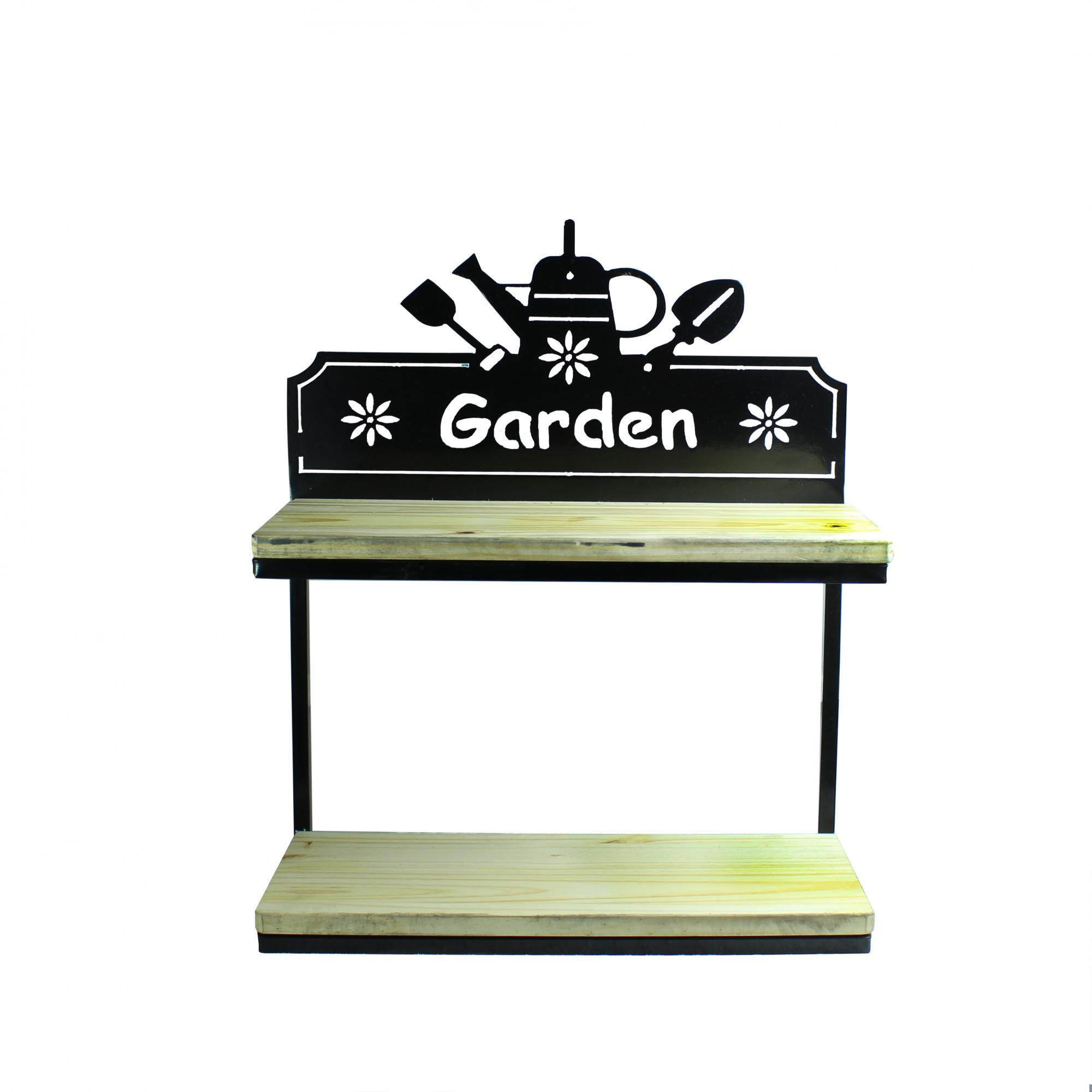 Prateleira de Parede 2 Partes Garden