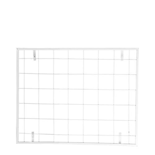 Grade Retangular p/ Ganchos 60x80
