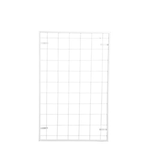 Grade Retangular p/ Ganchos 60x100