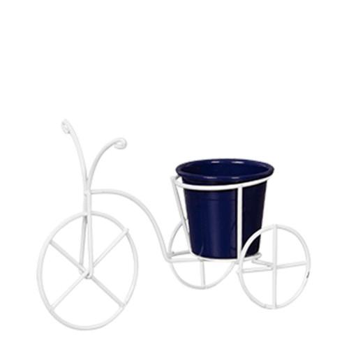 Bicicleta PP c/ Vaso Aluminio