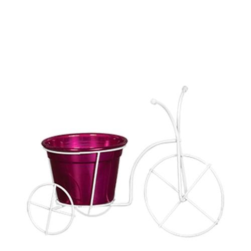 Bicicleta Mesa Vaso Aluminio