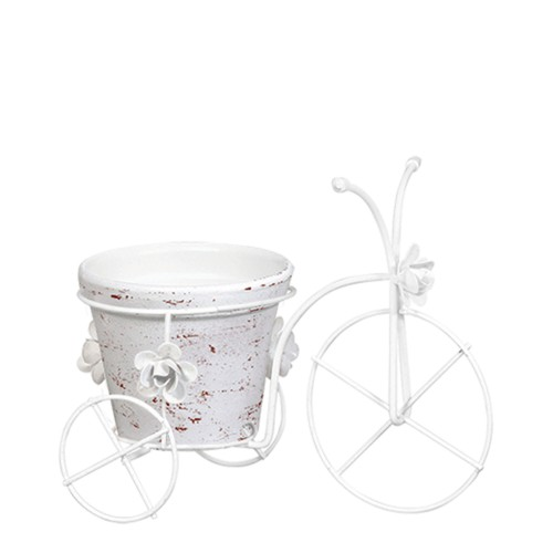 Bicicleta c/ Flor Vaso 11