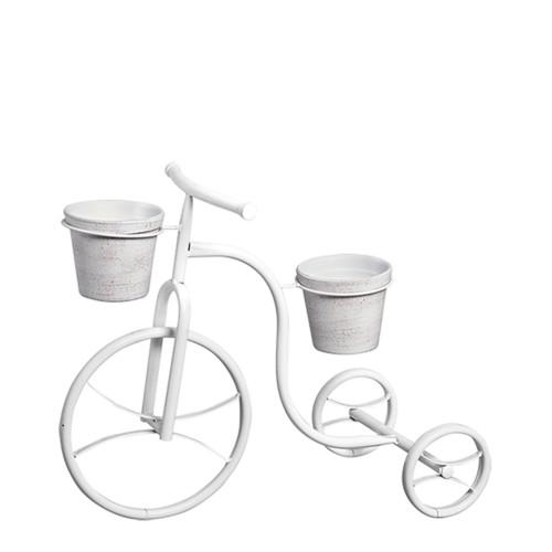 Bicicleta Torta c/ 1 Vaso Barro