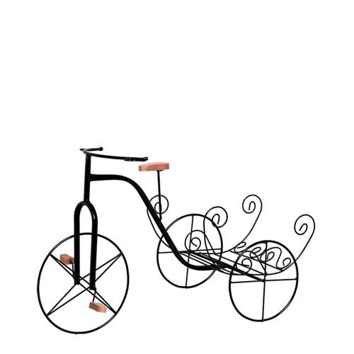 Bicicleta de Chão Revisteiro c/ Pedal Madeira