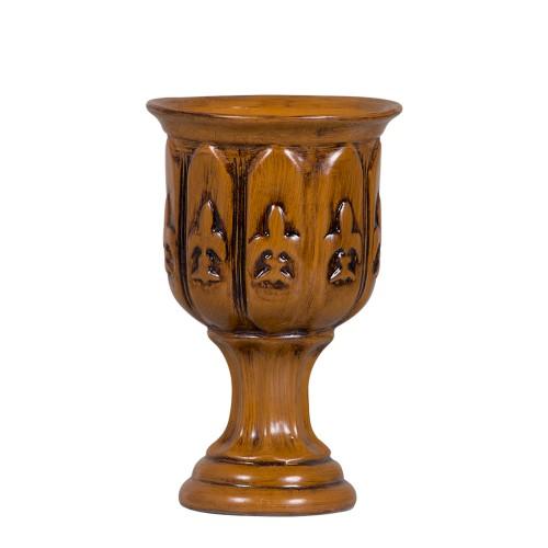 Taça Flor de Liz Grande