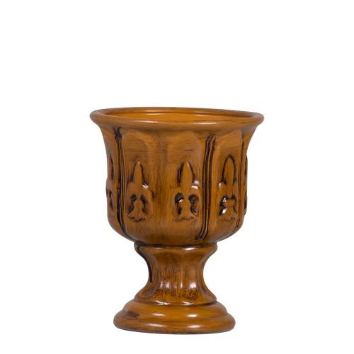Taça Flor de Liz Pequena