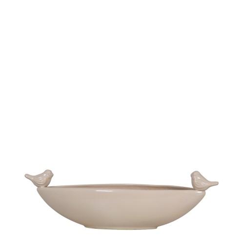 Canoa com Passarinho