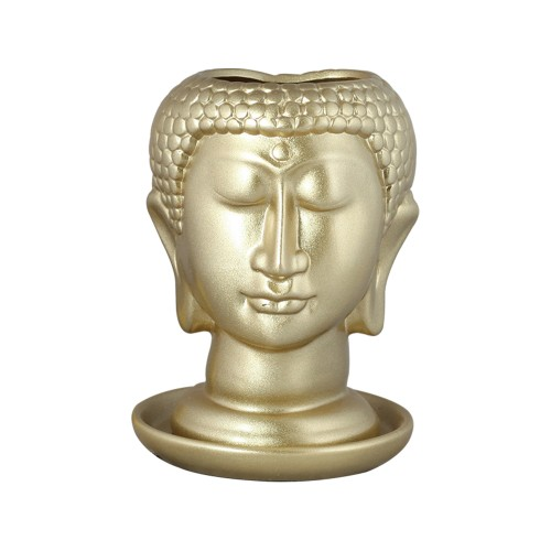 Vaso Buda com Prato