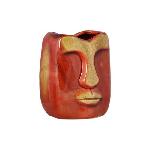 Mascara Parede Cerâmica Pequena