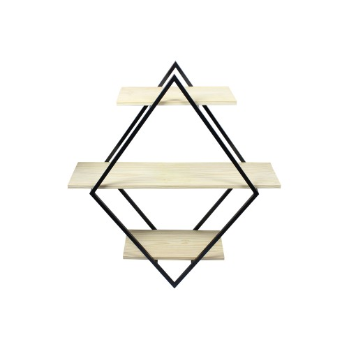 Suporte de Parede Triângulo Grande 3 Partes