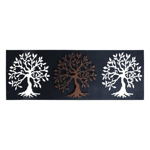 Moldura de Ferro Árvores